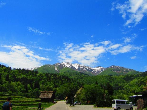 alpi giapponesi itinerario