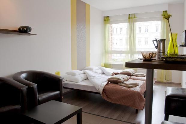 dove dormire a budapest k9 residence