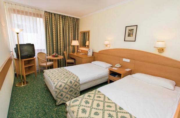 dove dormire a budapest erzsebet city hotel