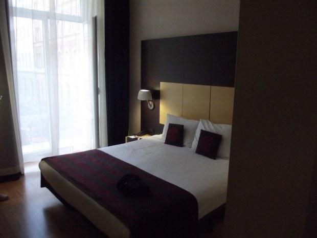dove dormire a budapest hotel parlament