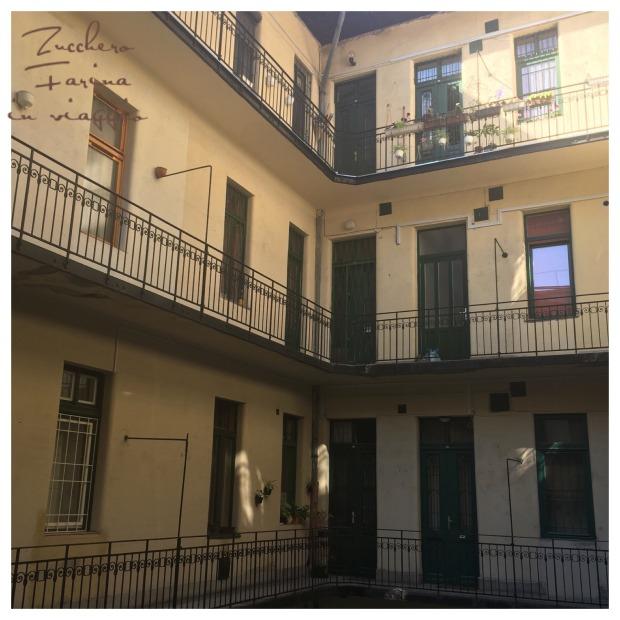 dove dormire a Budapest appartamento welcome 22