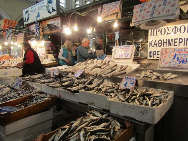 atene mercato centrale