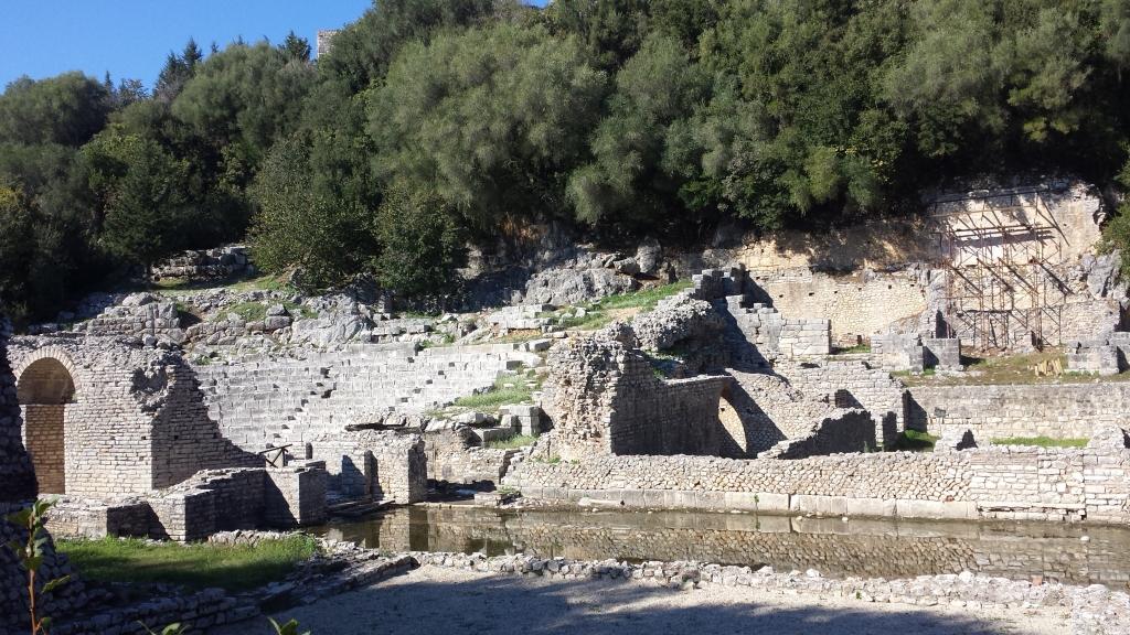 albania butrinto