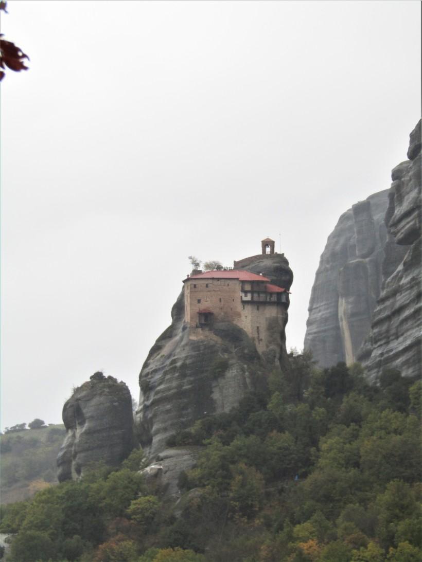 meteora monastero san nicola