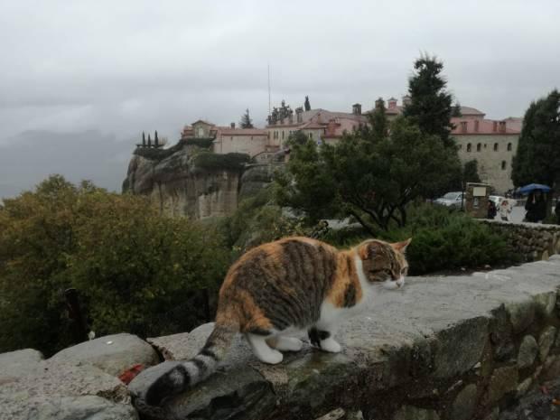 meteora monastero santo stefano