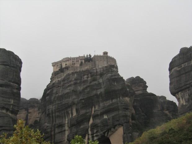 meteora monastero varlaam