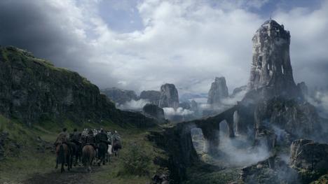 Meteora ispirazione la valle game of thrones