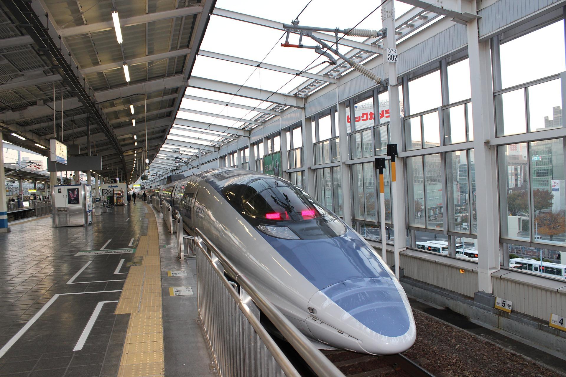 treno shinkansen giappone