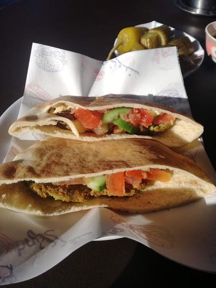 giordania falafel