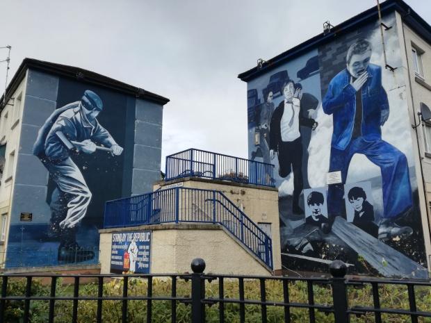 murales derry the runner