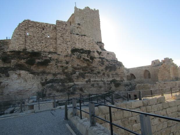 castello kerak giordania