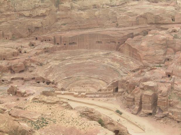 teatro petra giordania