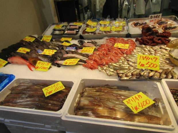 cosa fare gratis tokyo mercato tsukiji