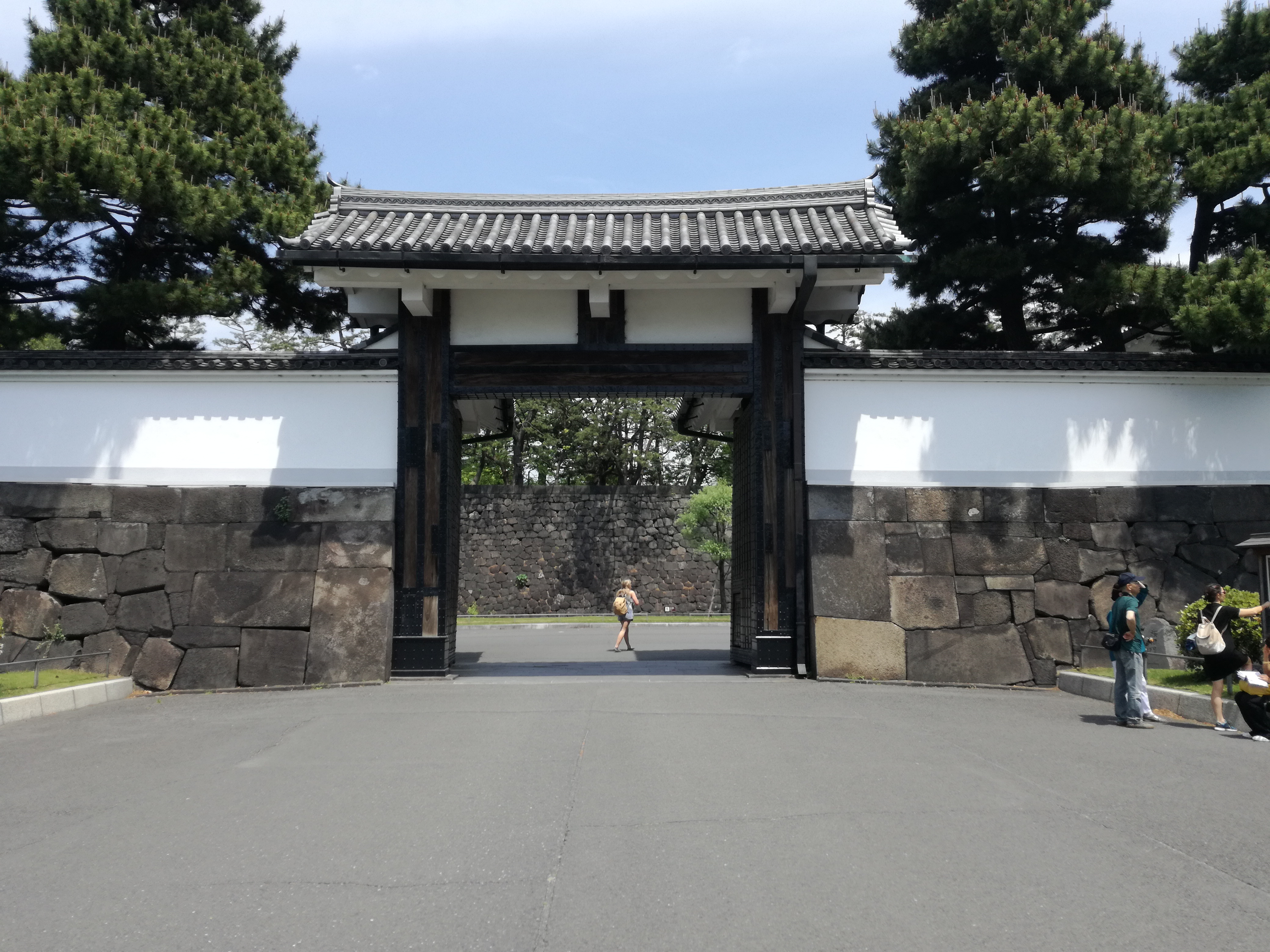 cosa fare gratis tokyo palazzo imperiale