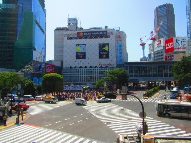 cosa fare gratis tokyo shibuya