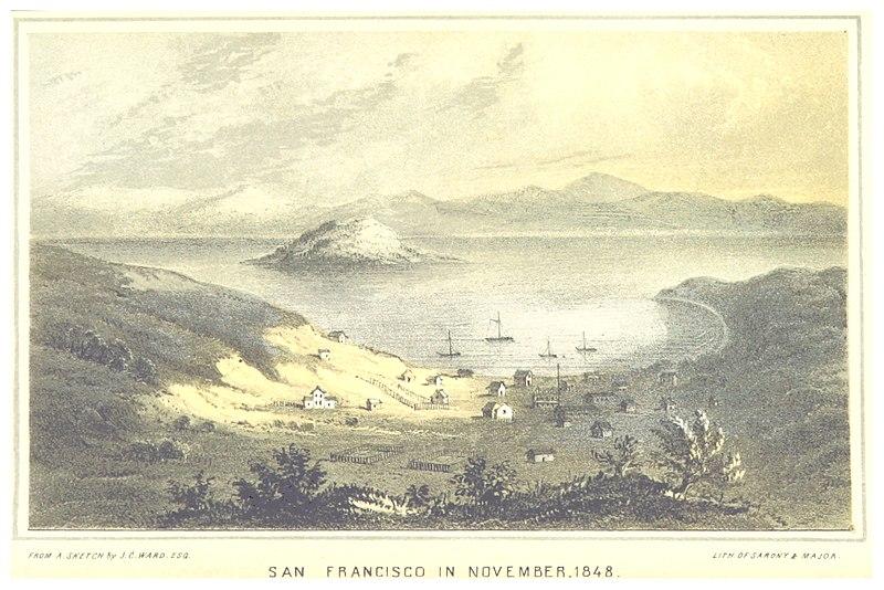 san francisco 1848