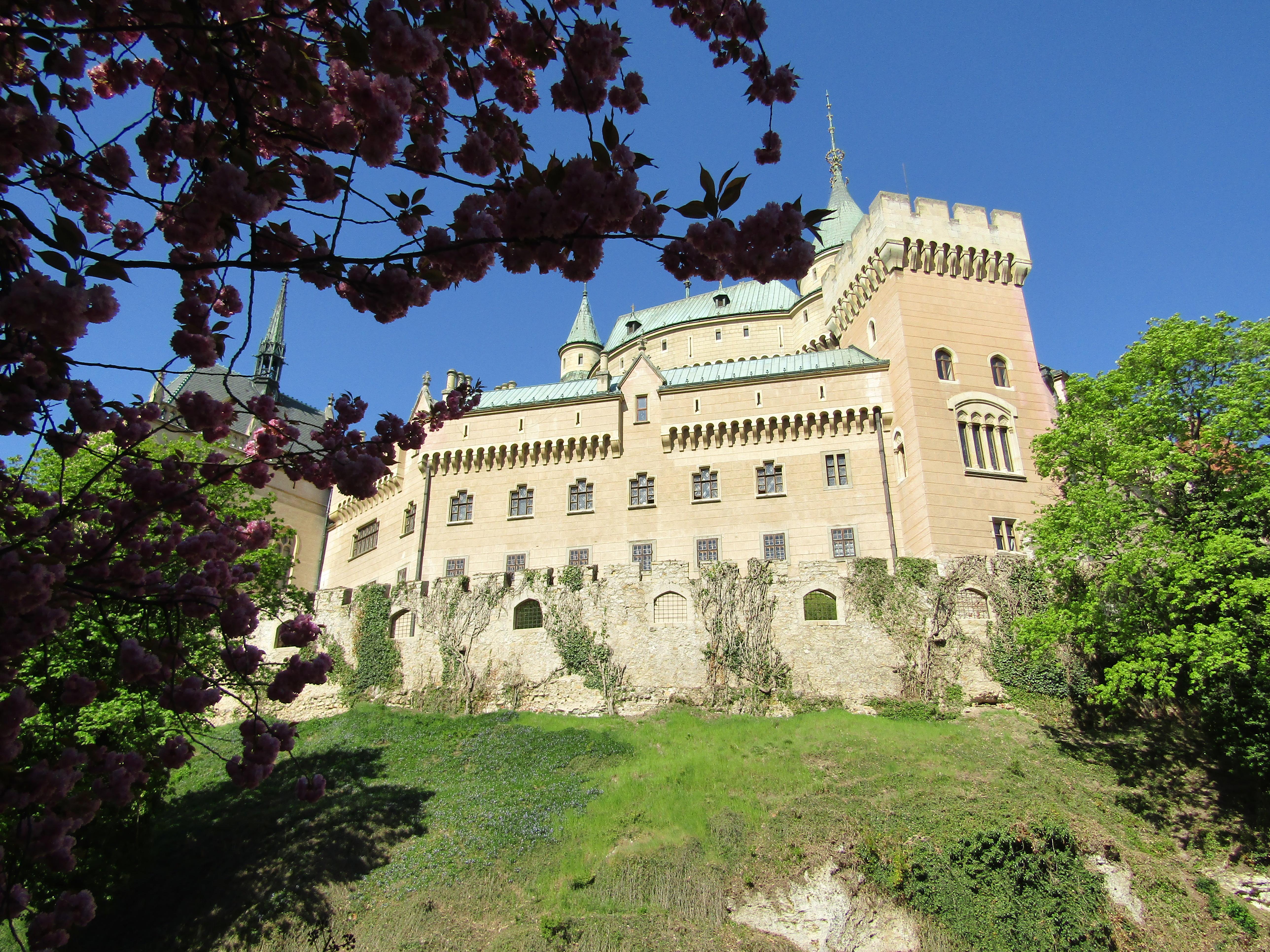 castello di bojnice