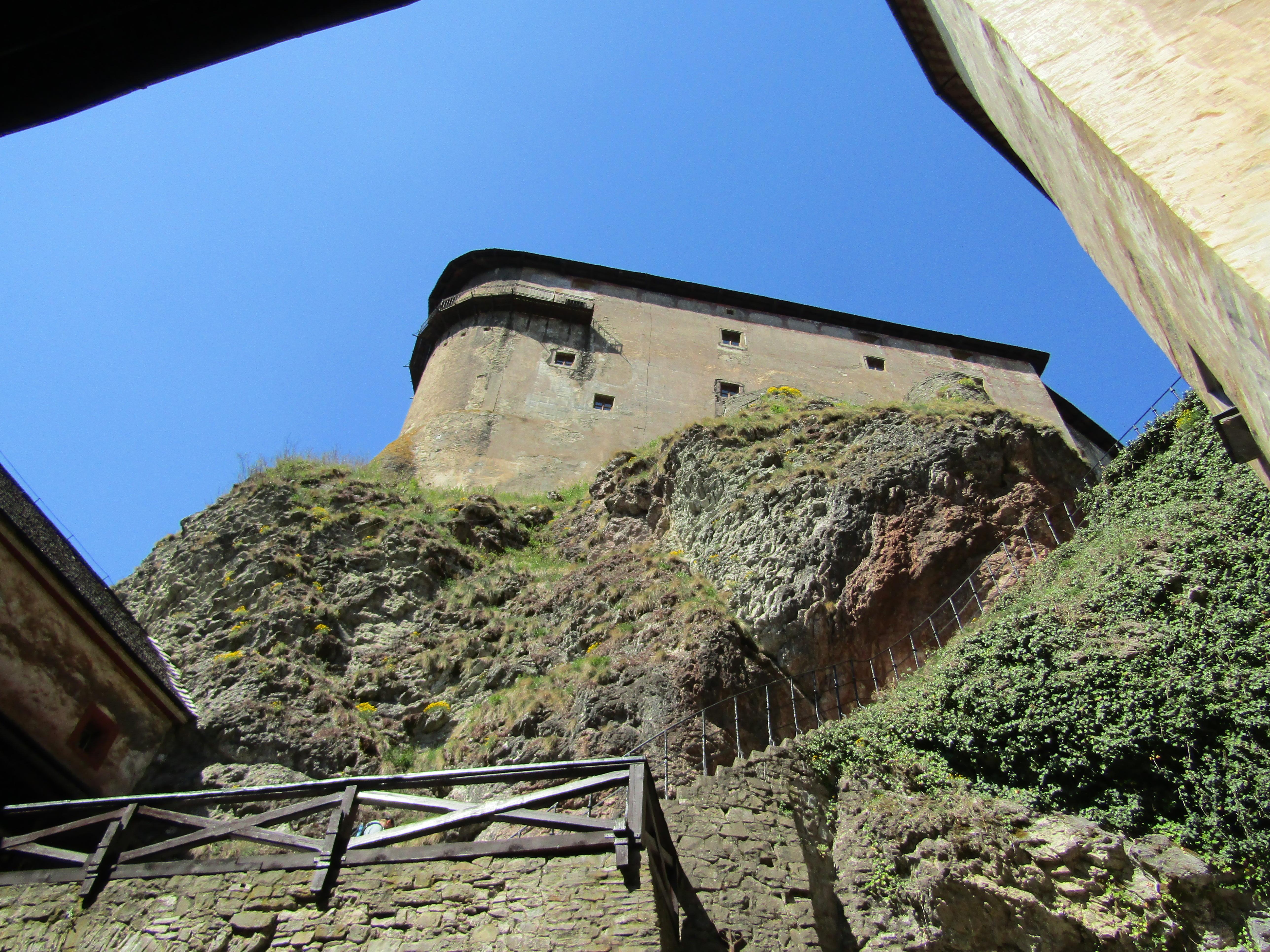 castello di orava torre