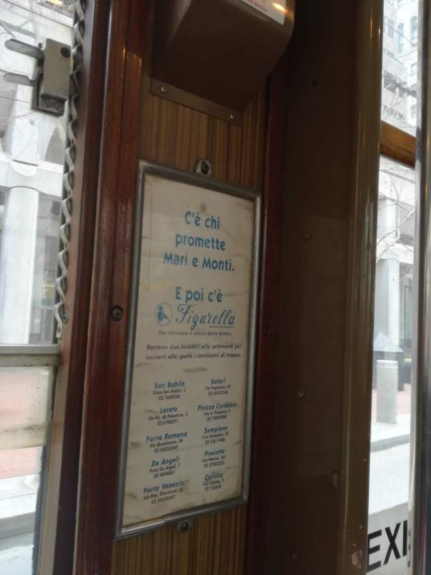 san francisco tram milano