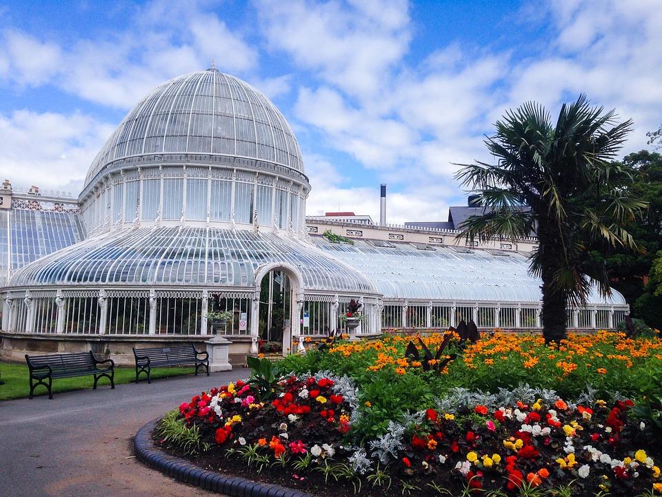 belfast giardini botanici