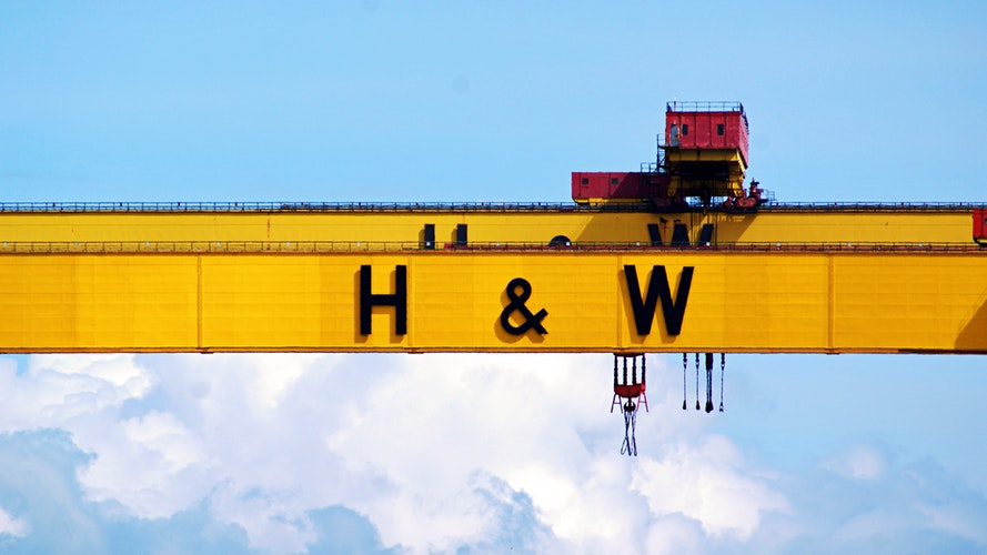 belfast gru samson and goliath