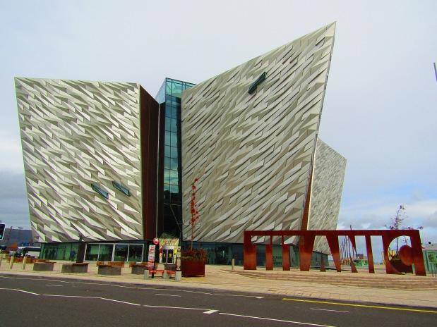 titanic belfast museo