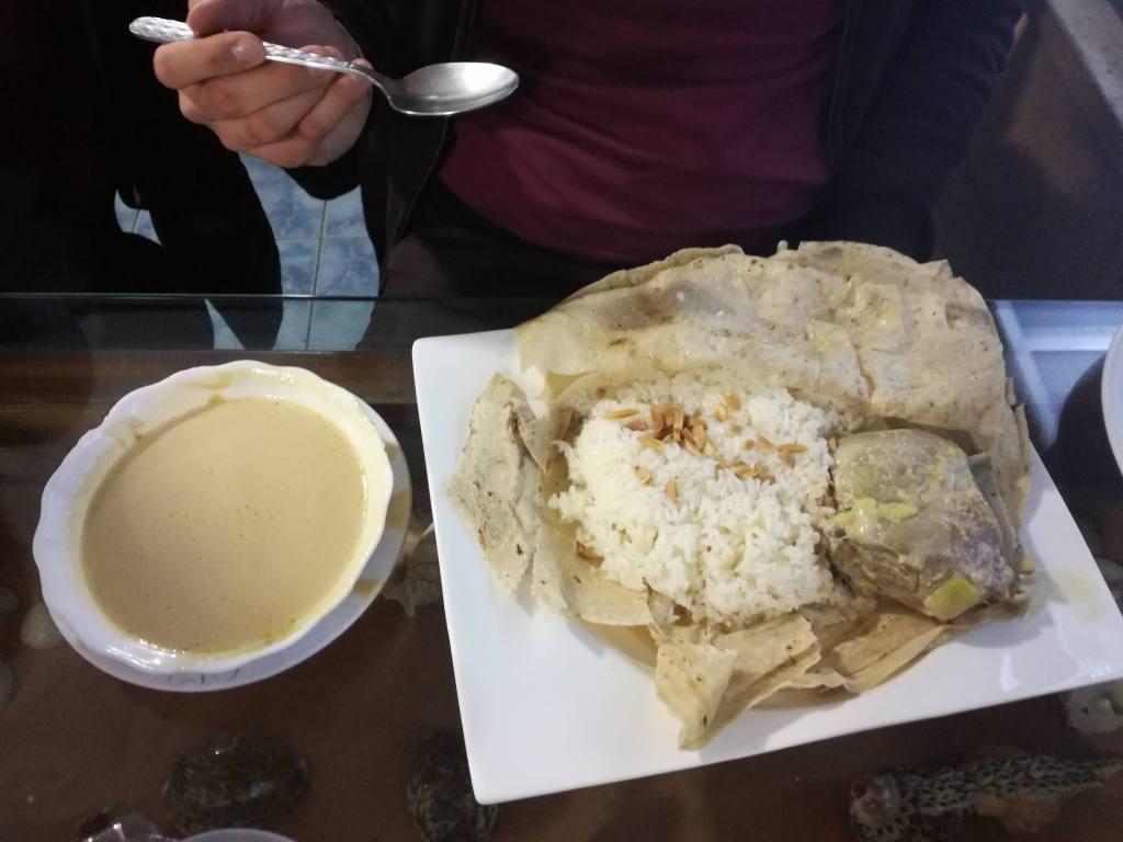 mansaf piatto tipico giordano