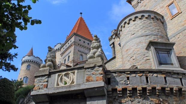 castello bory dintorni budapest