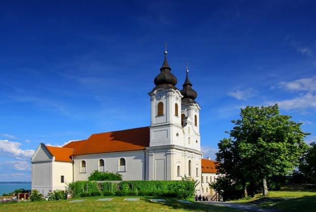 tihany abbazia benedettina