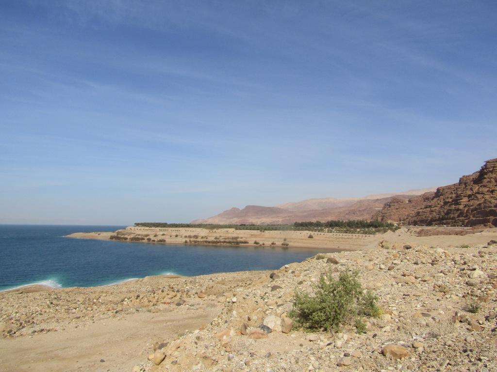 mar morto giordania israele