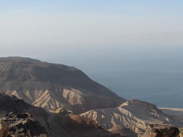 panorama mar morto