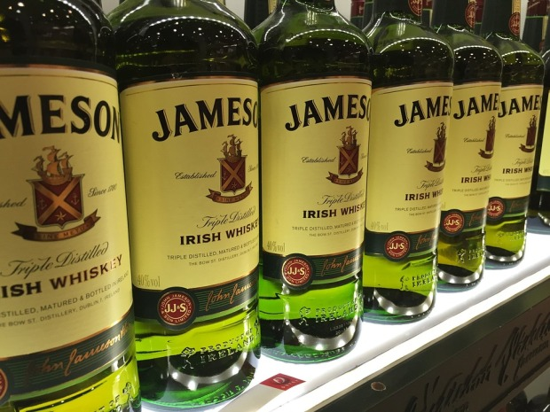 distilleria whiskey jameson
