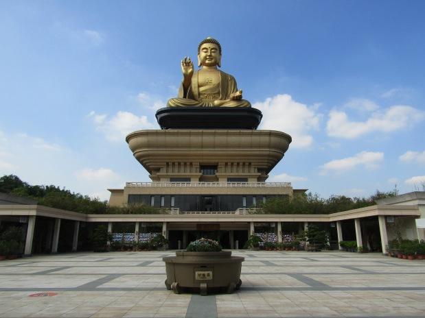 fo guang shan buddha museo