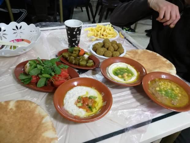 falafel hashem amman