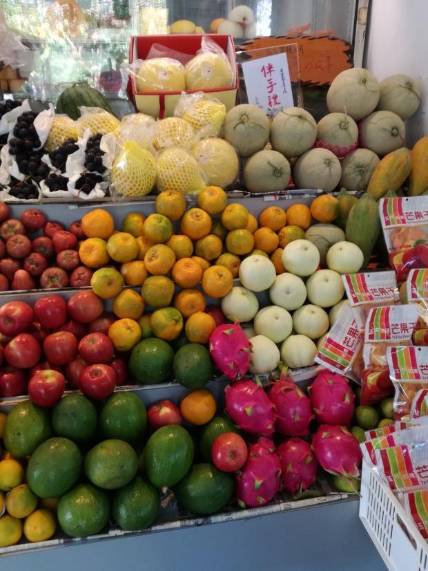 frutta taiwan