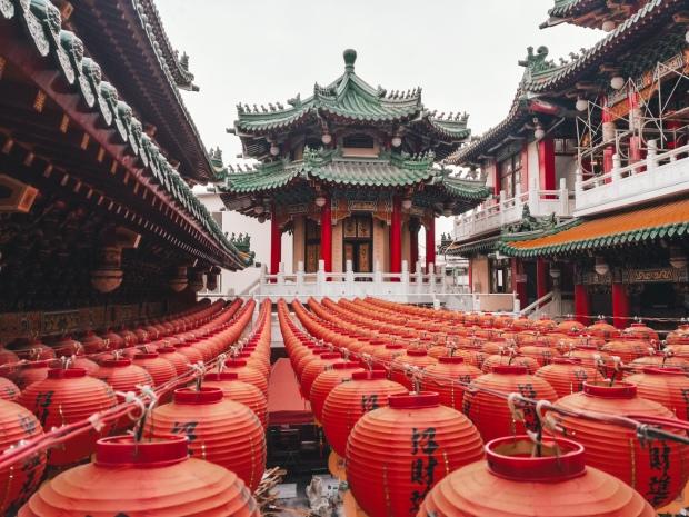 tempio sanfeng kaohsiung