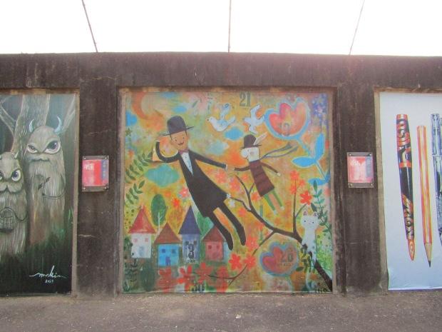 street art murales kaohsiung