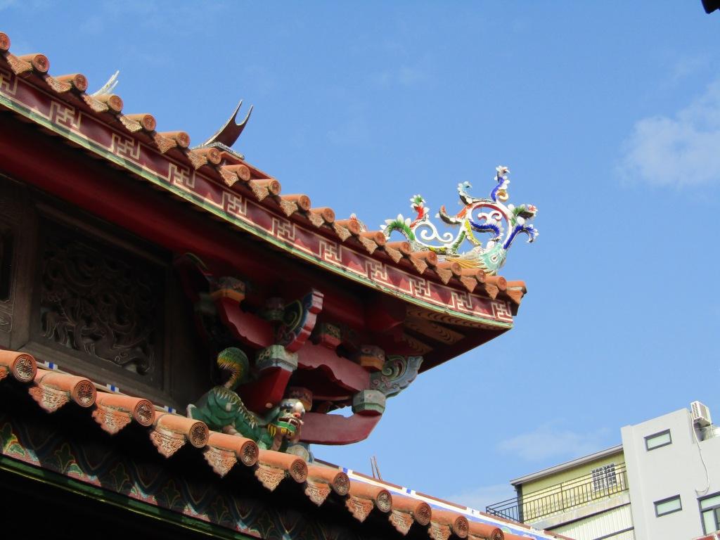 cosa vedere tainan tempio mazu