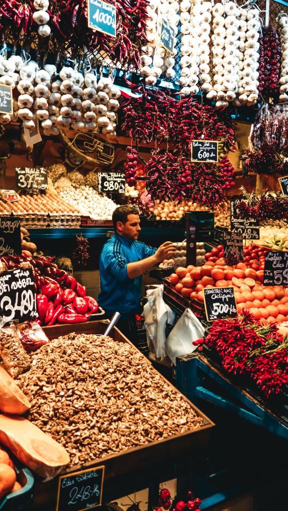 mercato ungheria paprica