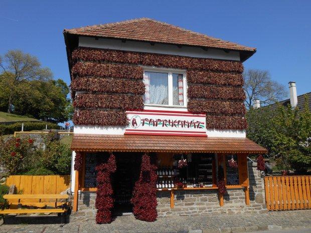 dove comprare paprica ungheria