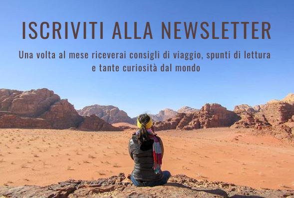 newsletter iscrizione