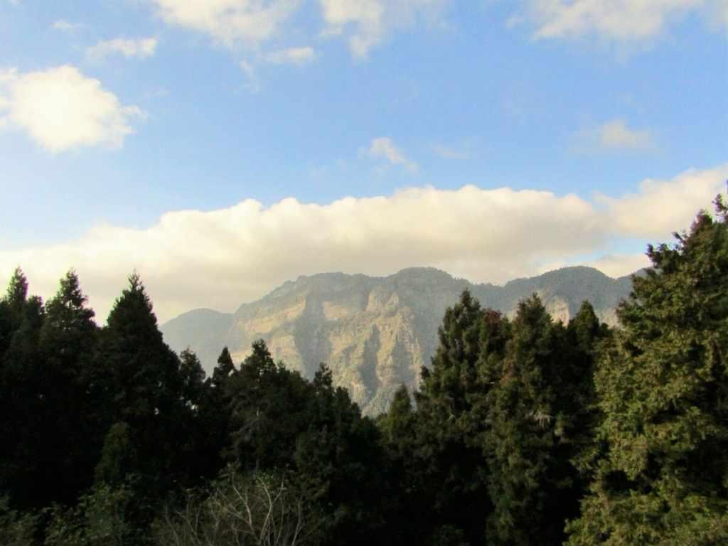 alishan parco nazionale