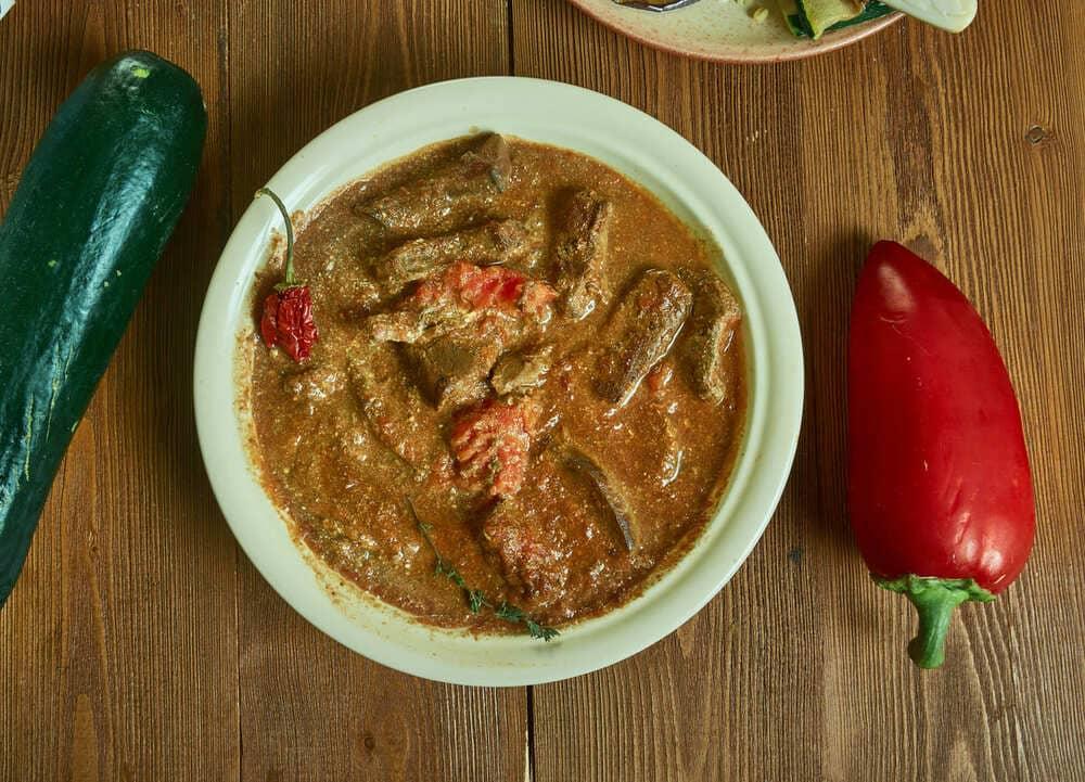 fergese cibo albanese