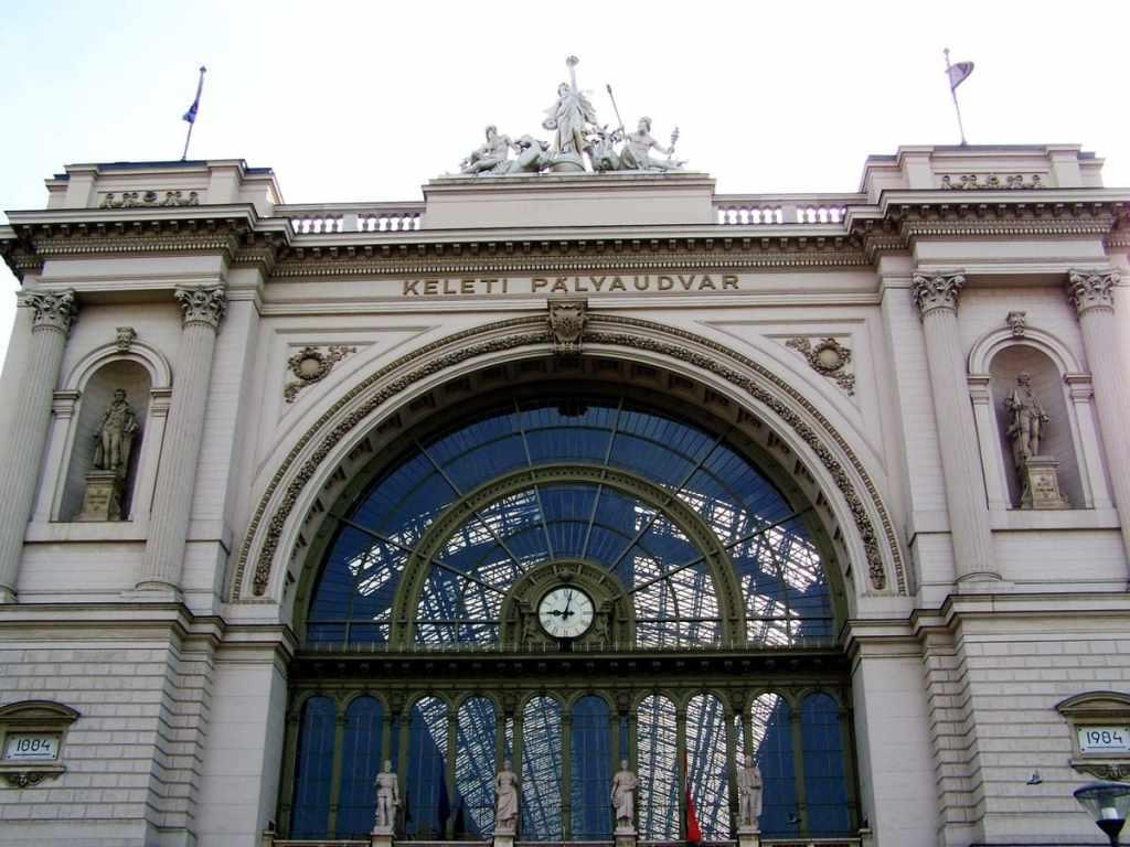 stazione ferroviaria keleti