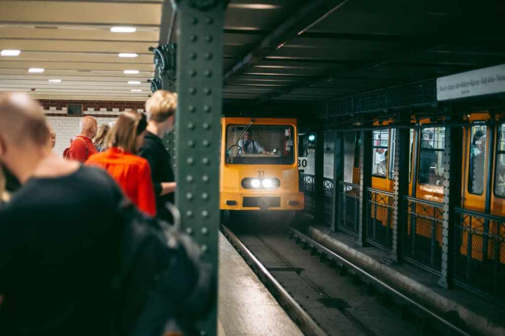 metropolitana gialla budapest