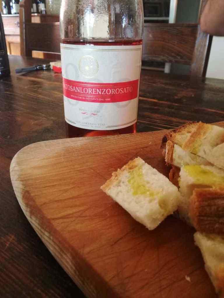 rosato san lorenzo vini