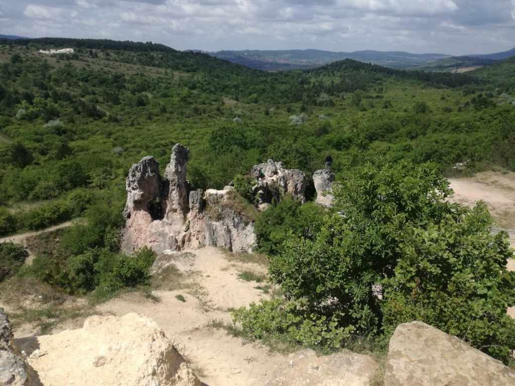 roccia forma cammello budapest