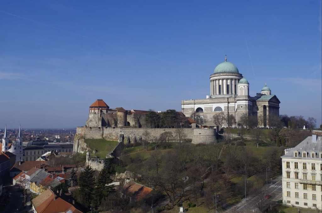 esztergom castello cattedrale