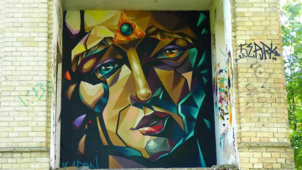 street art uzupis
