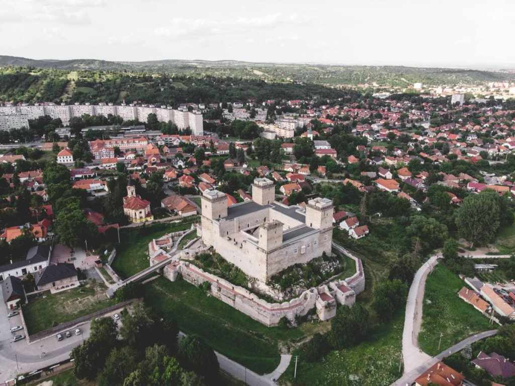 castello diosgyor miskolc